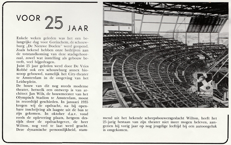 Terugblik bouw City Theater Amsterdam (uit blad Onze Bedrijven maart 1961).jpg